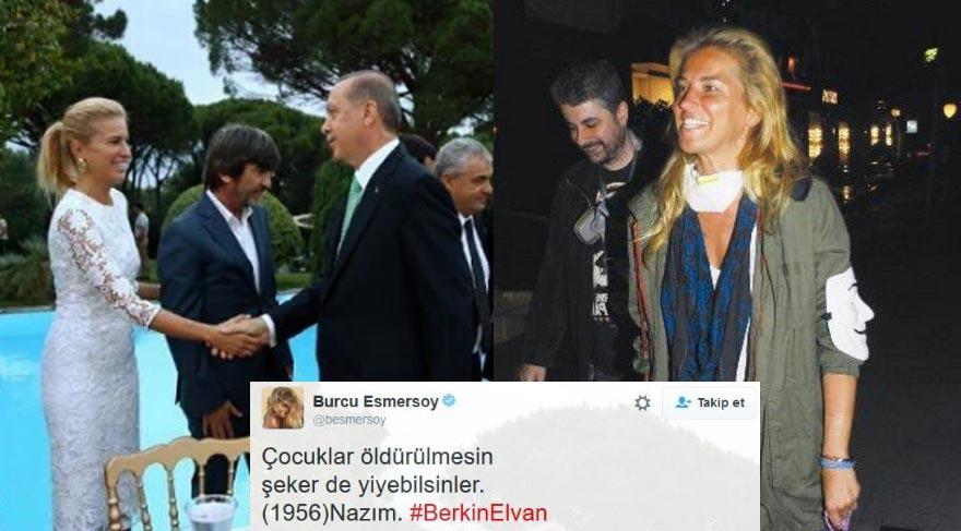 Cumhurbaşkanı Recep Tayyip Erdoğan'ın davetine katılan sanatçılara tepki