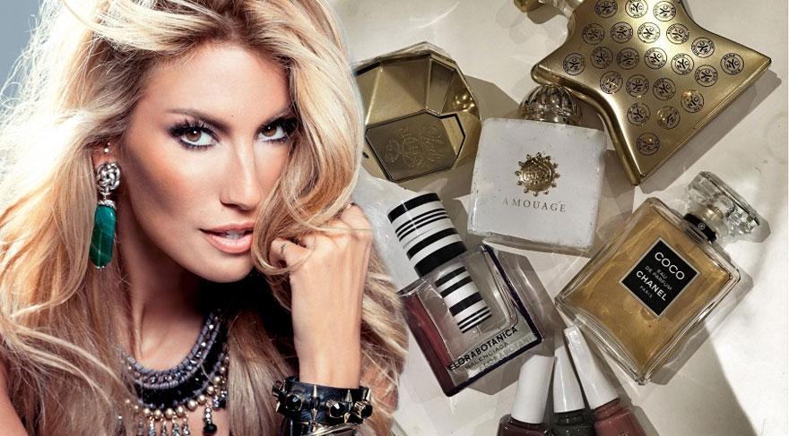 Çağla Şıkel favori parfüm markalarını paylaştı