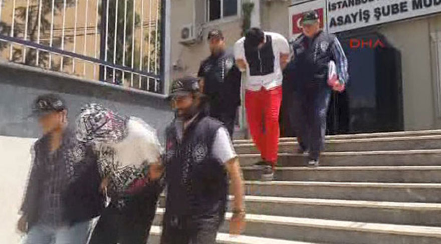 'Sokakta çıplak bir kadın koşuyor' ihbarı gerçek çıktı