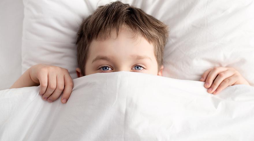 Çocuğum korkuyor, ne yapabilirim?