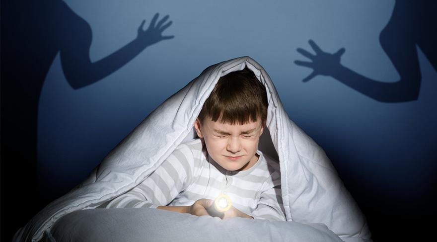 3-6 yaş, çocukluk çağı korkularının arttığı bir dönem olarak bilinmektedir.