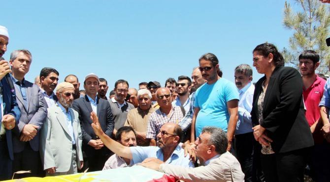 HEP eski Genel Başkanı Feridun Yazar, toprağa verildi