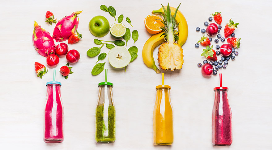 Detoks dönemi boyunca hayvansal gıdalar yerine organik sebze ve meyveler tüketmek vücudunuzda toksin madde oluşumunu engeller