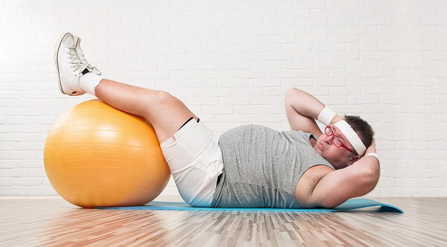 Her egzersiz yağ yakmaz