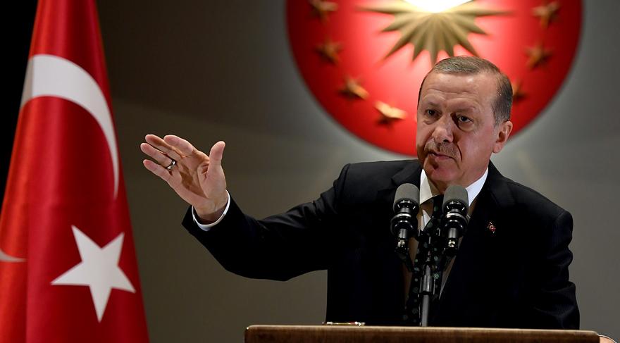 Erdoğan'dan İHH'ye Mavi Marmara tepkisi: Bana mı sordunuz?