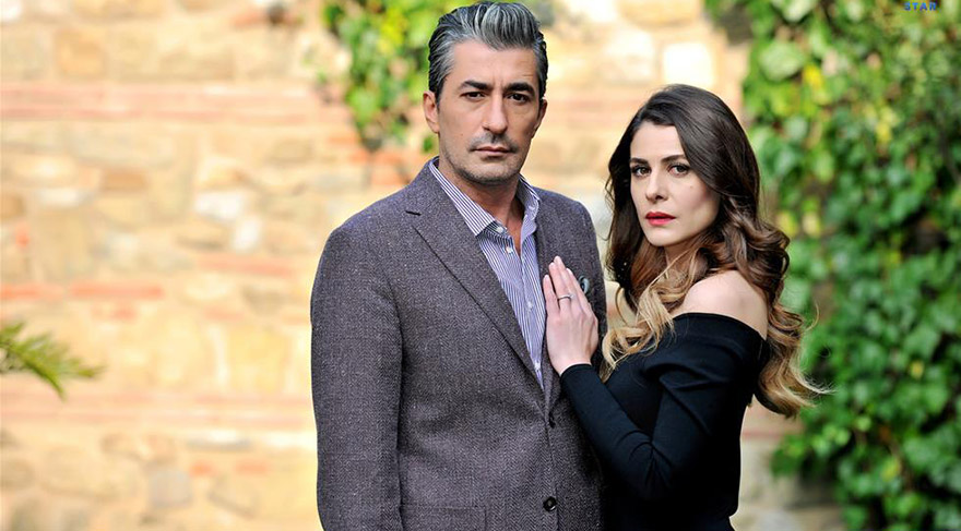 Erkan Petekkaya, oyuncu arkadaşı Ebru Özkan'ın düğününde oynadı
