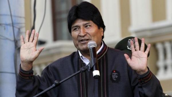 Evo Morales, yerli Aymara topluluğu mensubu. (Foto: Reuters)
