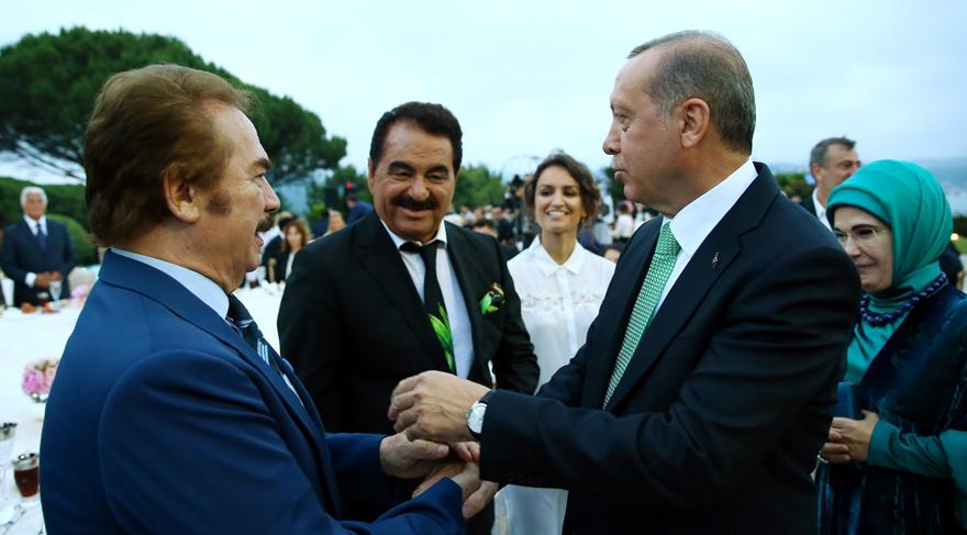 Orhan Gencebay Erdoğan'la görüşecek - Son dakika haberleri