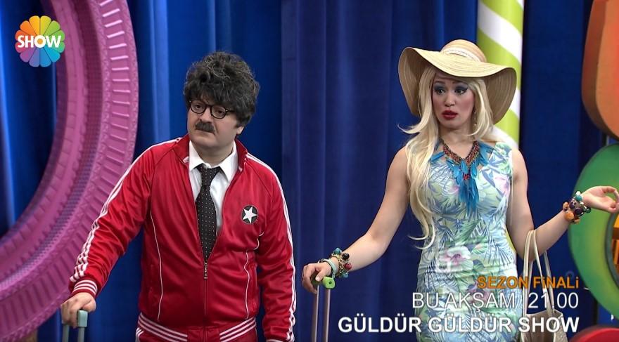 Güldür Güldür Show sezon finali izle (Güldür Güldür Show 118. son bölüm)