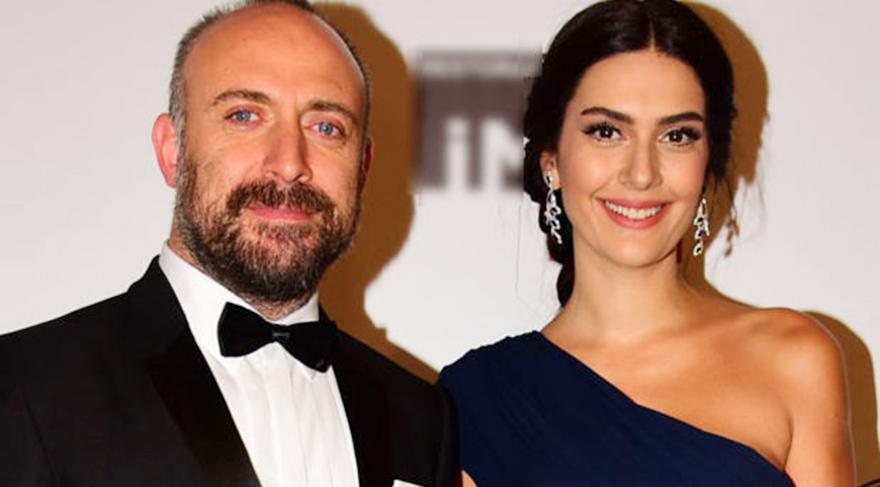 Halit Ergenç Vatan Haini dizisinde karısı Bergüzar Korel ile oynayacak