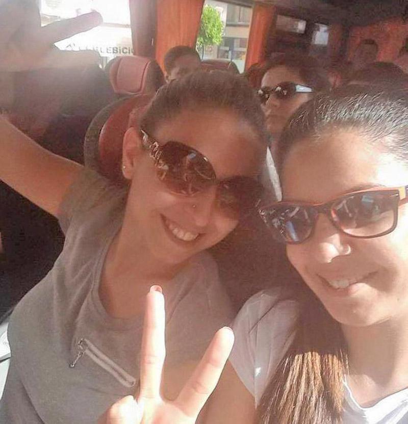 FOTO:DNA - Kazada yaşamını yitiren öğretmenler Hayriye Nur ve Meral Sarı