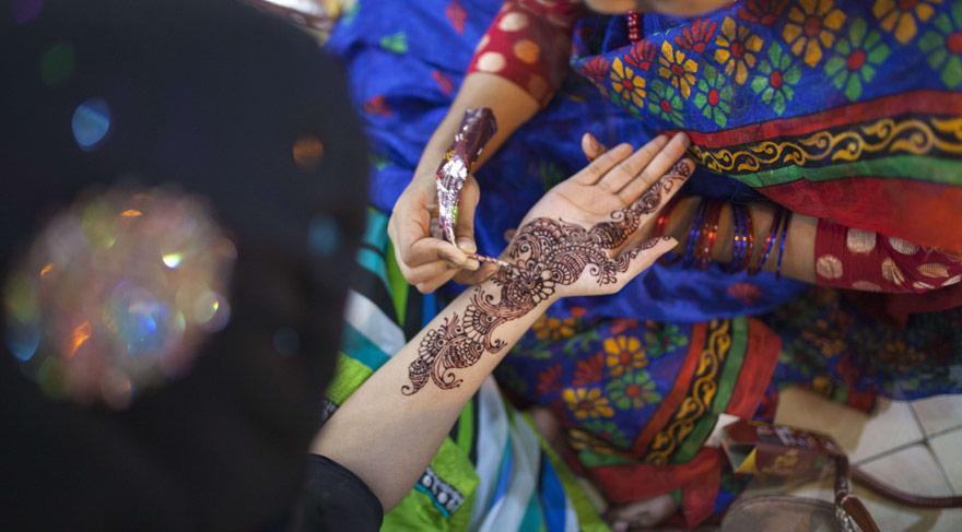 Dünyanın en eski güzellik ürünü Henna
