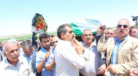 HEP eski Genel Başkanı Feridun Yazar toprağa verildi