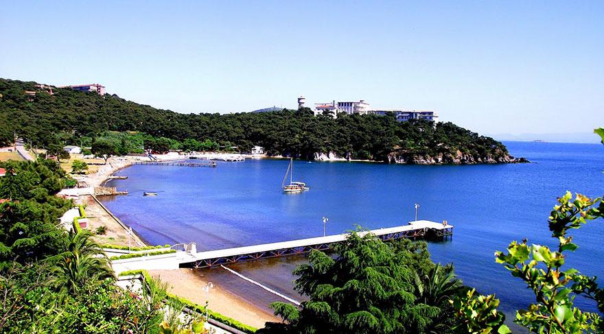 Marmara'da denize girilecek yerler