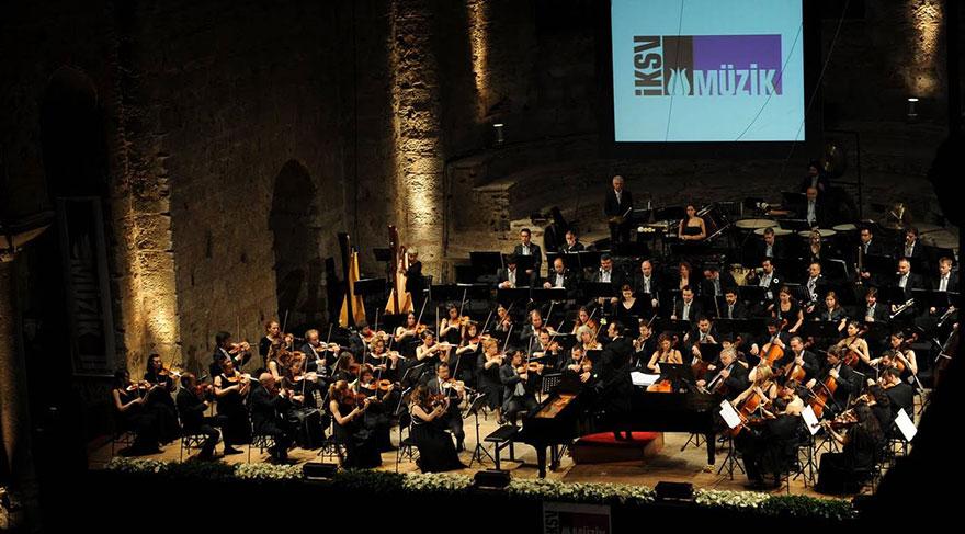 44. Istanbul Müzik Festivali başladı