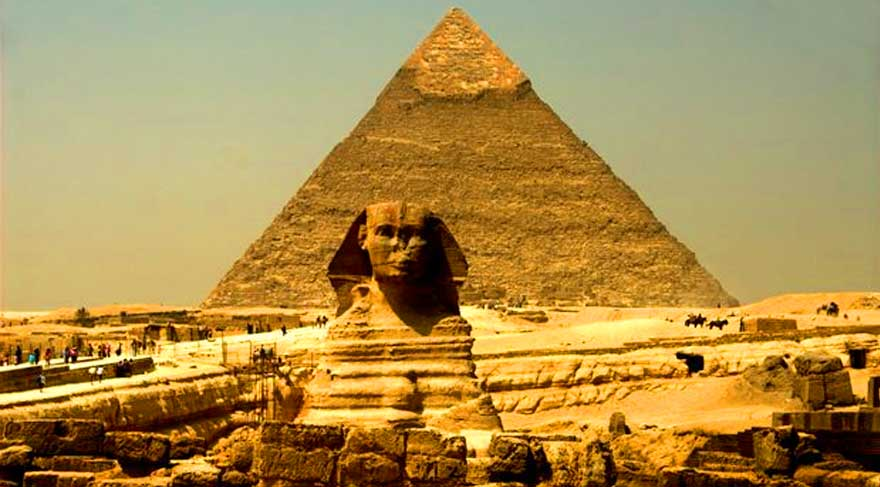 IŞİD, Mısır Piramitleri'ne mi ilerliyor?