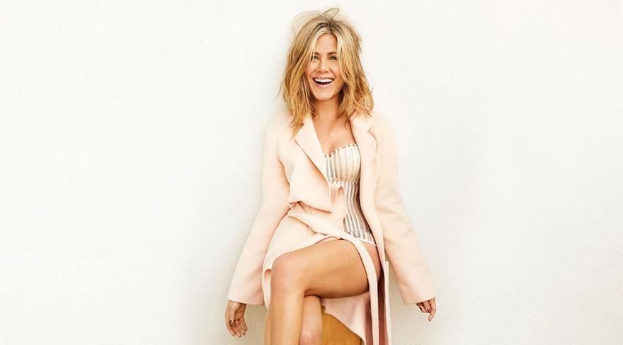 Jennifer Aniston 47 yaşında hamile!