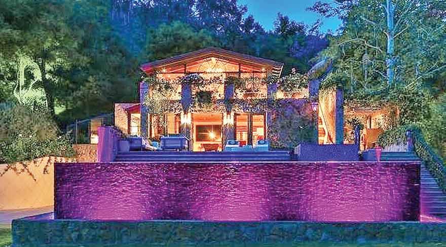 Lopez'in yeni evi 28 milyon dolar