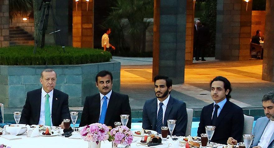 Katar Emiri ile Erdoğan son 2 yılda 10 kez görüştü