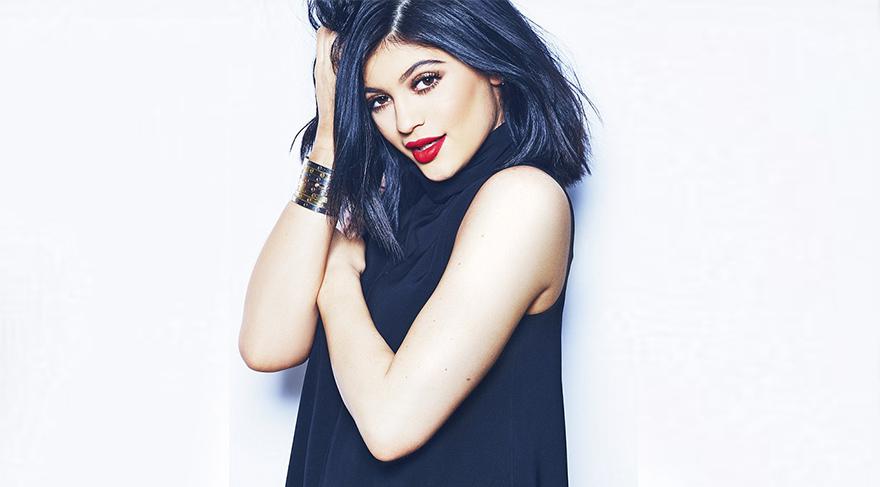 Kylie Jenner'ın makyajsız hali şaşırttı