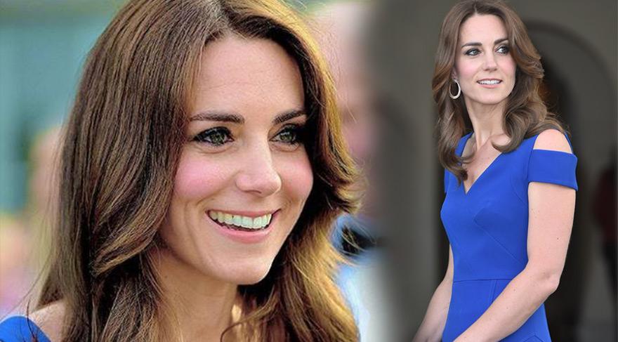 Kate Middleton'ın zayıflığı korkuttu