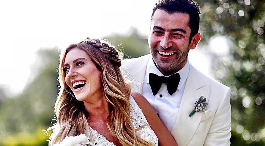 Sinem Kobaloğlu eşi Kenan İmirzalıoğlu için oldukça detaylı bir pasta hazırlattı