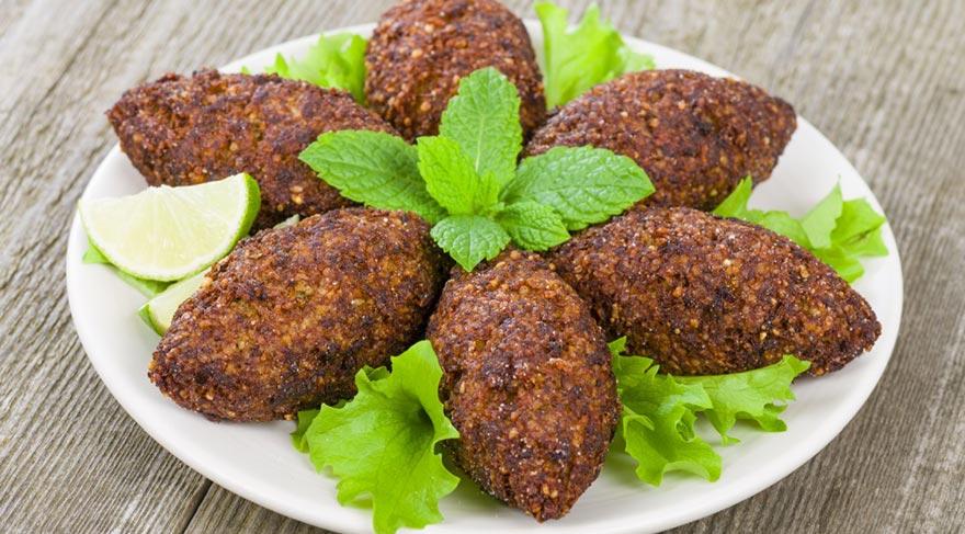 Meze Zengini Lübnan Mutfağı