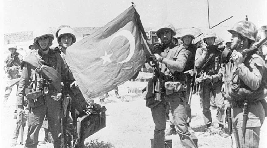 Kıbrıs Barış Harekatı'nın gizli tarihi gün yüzüne çıktı