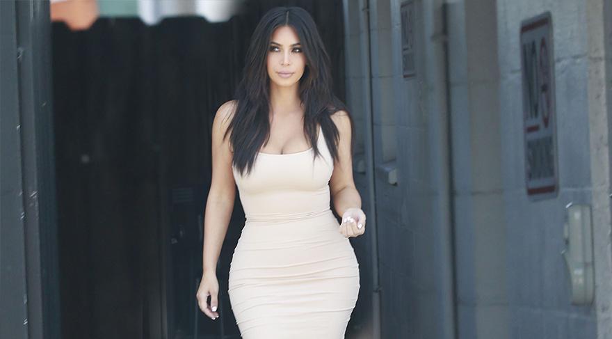 Kim Kardashian verdiği kiloların sırrını açıkladı