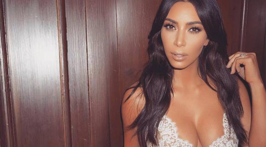 Kim Kardashian'ın cit bakımı 3,550 TL