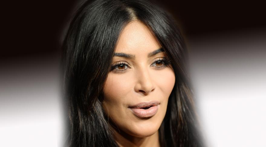Kim Kardashian'ın oğlu Saint büyüdü