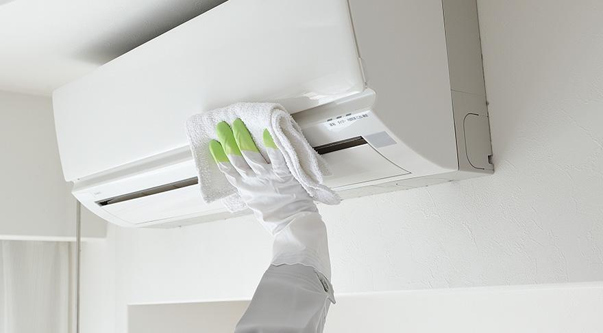 klima-temizliği