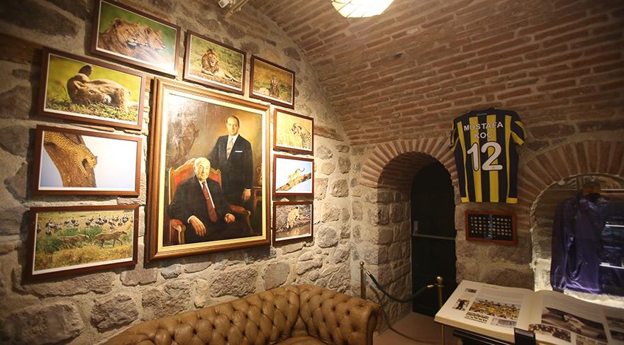 Çengelhan Rahmi Mustafa Koç müzesi büyüdü