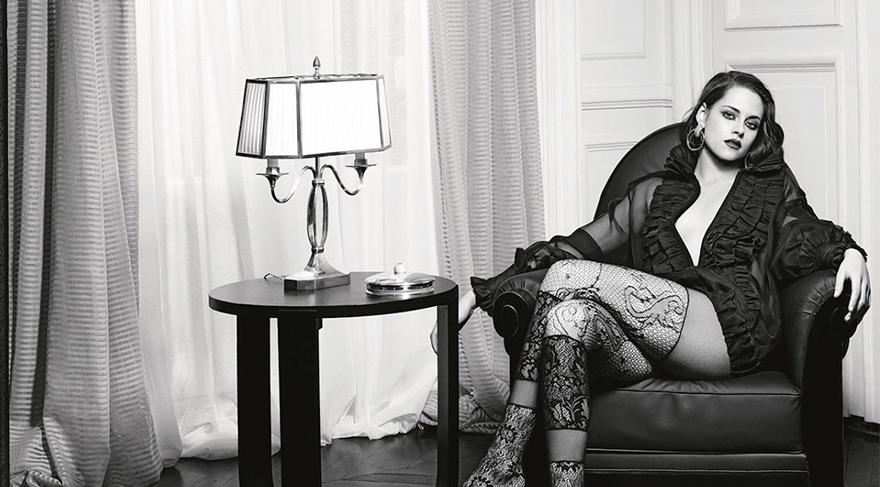 Kristen Stewart Chanel'in reklam filminde