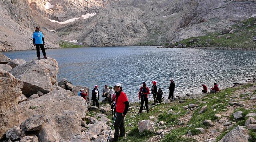 Göl kenarında fotoğraflara 368 bin 217 lira ceza