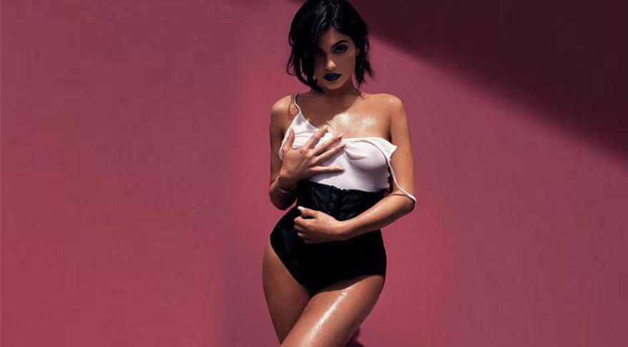 Kylie Jenner'dan yeni ruj koleksiyonu