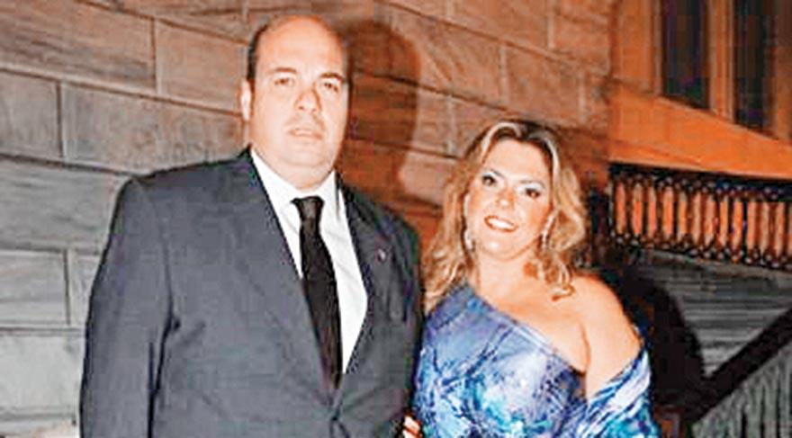 Levent Kızıl ve eski eşi Sema Sipahioğlu'nun kilo yarışı