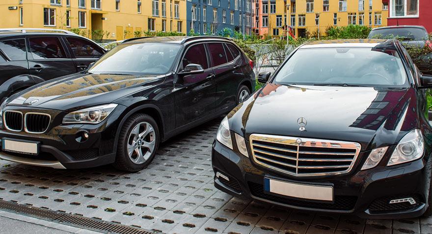 Asfaltın ezeli rekabeti: Mercedes-Benz/BMW