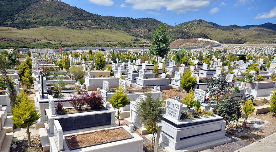 Emlak Konut 400 bin liraya mezarlık satıyor