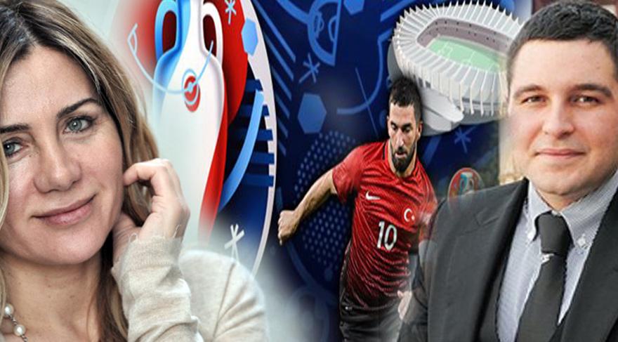 Milli Takım Euro 2016 kapsamında Hırvatistan maçına çıkıyor ünlü isimler desteğini esirgemiyor