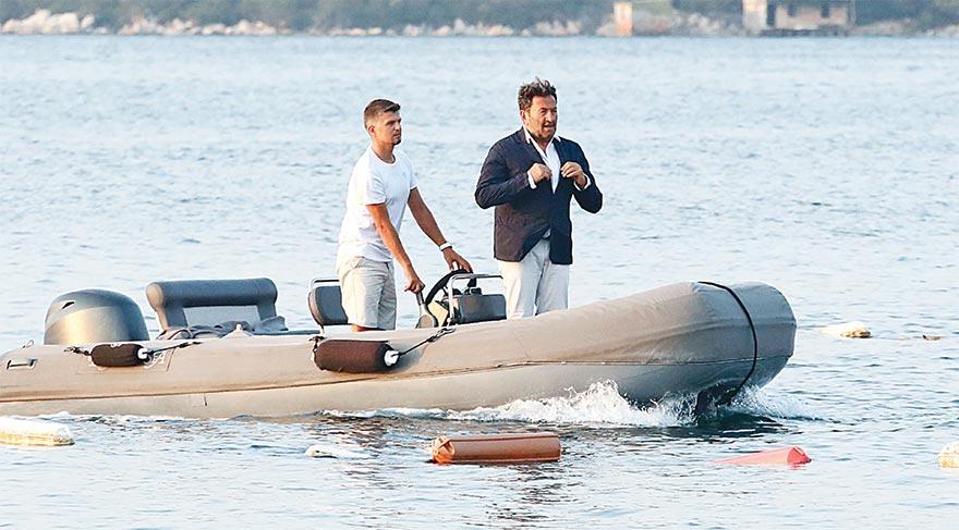 Teknede tatil