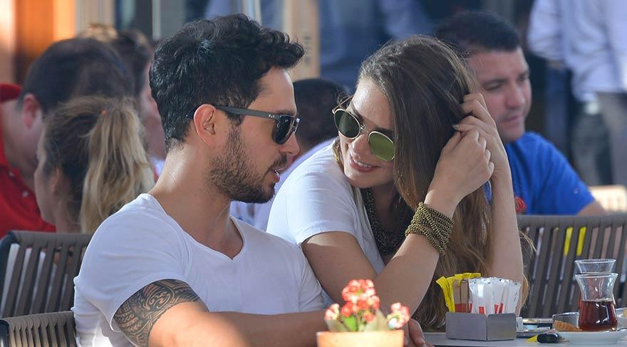 Murat Boz ve Aslı Enver İstanbul'a aşıklar