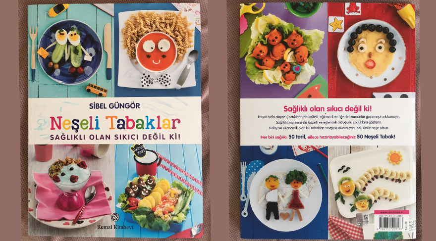 İştahsız çocuklara yemek yediren kitap