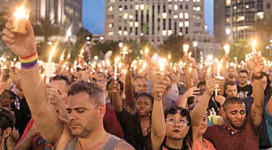 Orlando anmalarına keşke Türk siyasetiler de katılsaydı İslam'ın ılımlı yüzünü göstermek için.