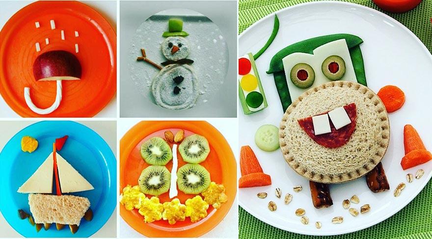 Çocuklarınıza tatilde sağlıklı atıştırmalıklar verin