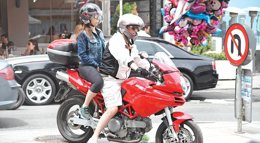 Avi Habib ve eşi Raquel Habib'in adrenalin sevdası