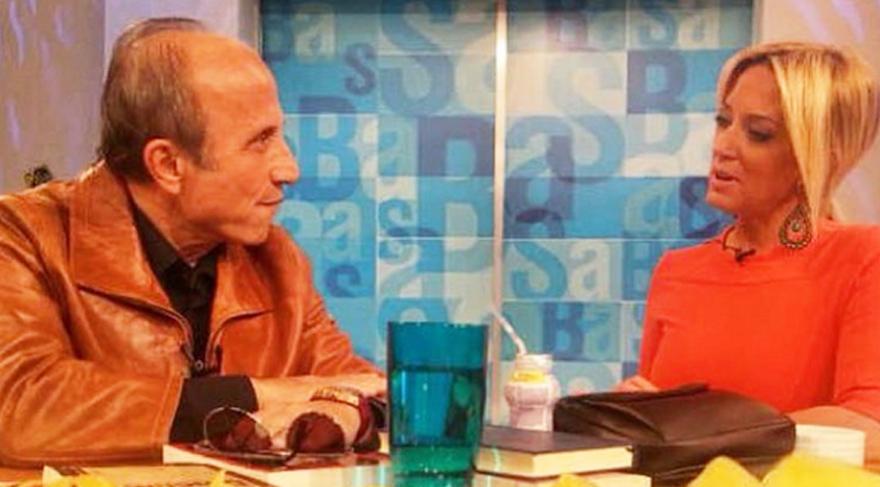 Saba Tümer, bir dönem program yaptığı Yaşar Nuri Öztürk'ün ardından yazdı