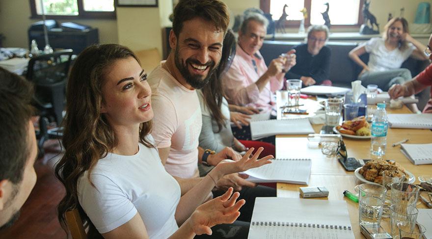 Osman Sınav'dan 'şahane' romantik komedi!