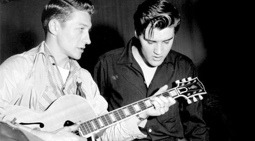 Elvis Presley'nin gitaristi Scotty Moore hayatını kaybetti