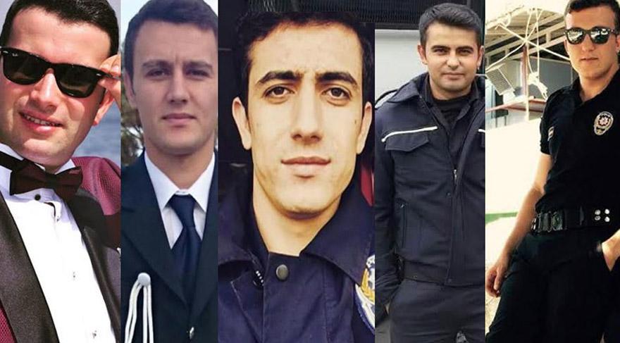 Hain saldırıda Kadir Cihan Karagözlü,Duha Beker,Emrah Pekdoğan, Yaşar Özlem, Gökhan Topçu, Ramazan Kırboğa şehit oldu.